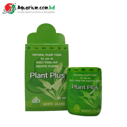 Plant Plus- Natural Plant Food by White Crane