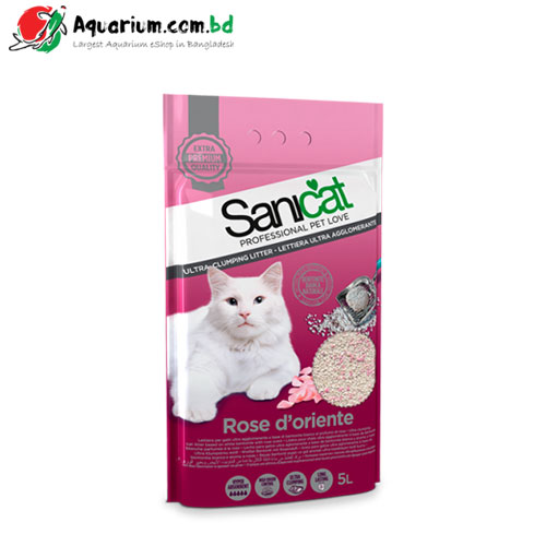 Sanicat- Ultra Clumping Litter(5L)