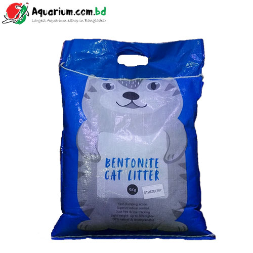 Bentonite Cat Litter-5kg(Strawberry)