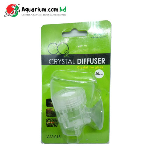CO2 Crystal Diffuser by Top Aqua