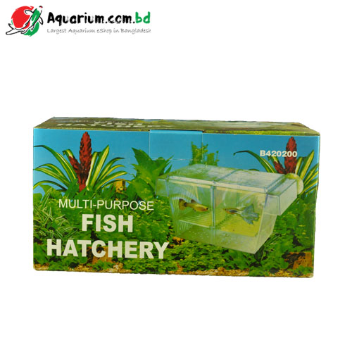 Multi-Purpose Fish Hatchery with Cover(B420200)