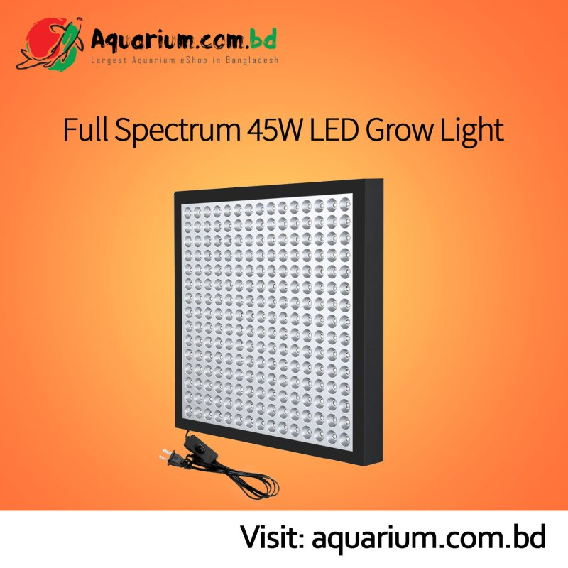 Full Spectrum 45W LED Grow Light