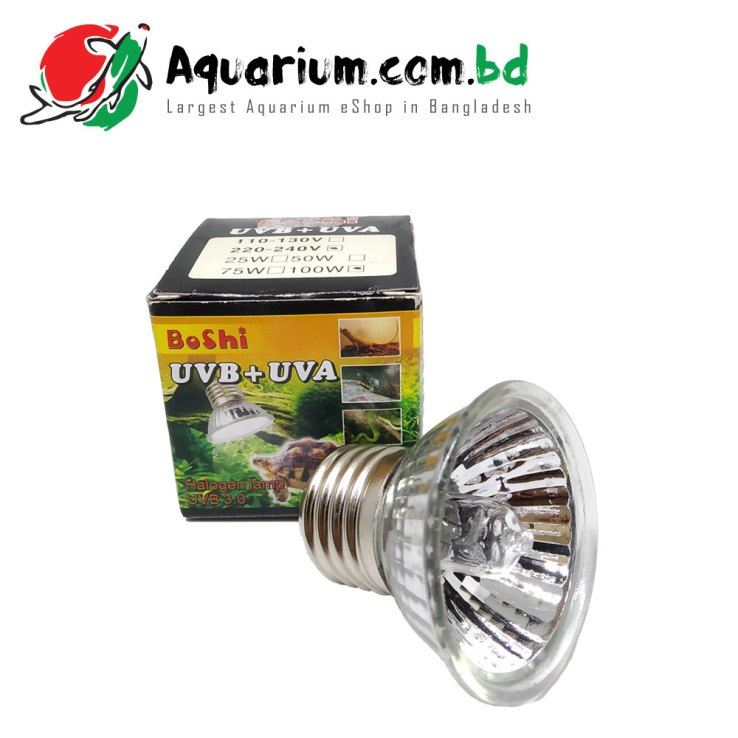Boshi Turtle UV Lamp(100W)