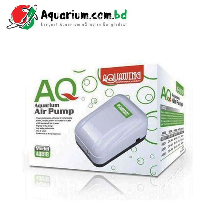AquaWing- Aquarium Air Pump(Model: AQ818)
