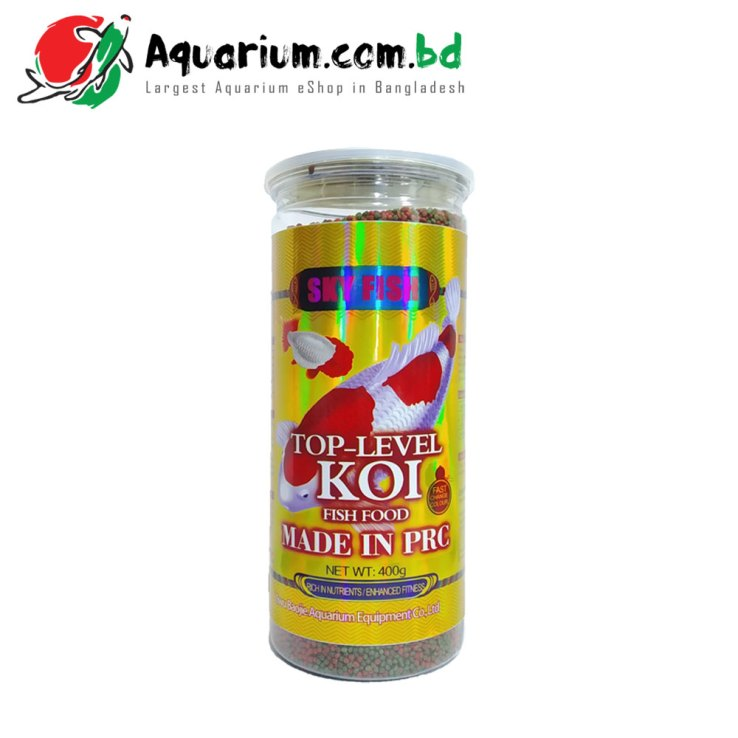 Sky Fish Top-Level Koi Fish Food(400g)