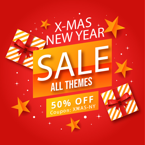 Christmas and New Year Deals on WordPress