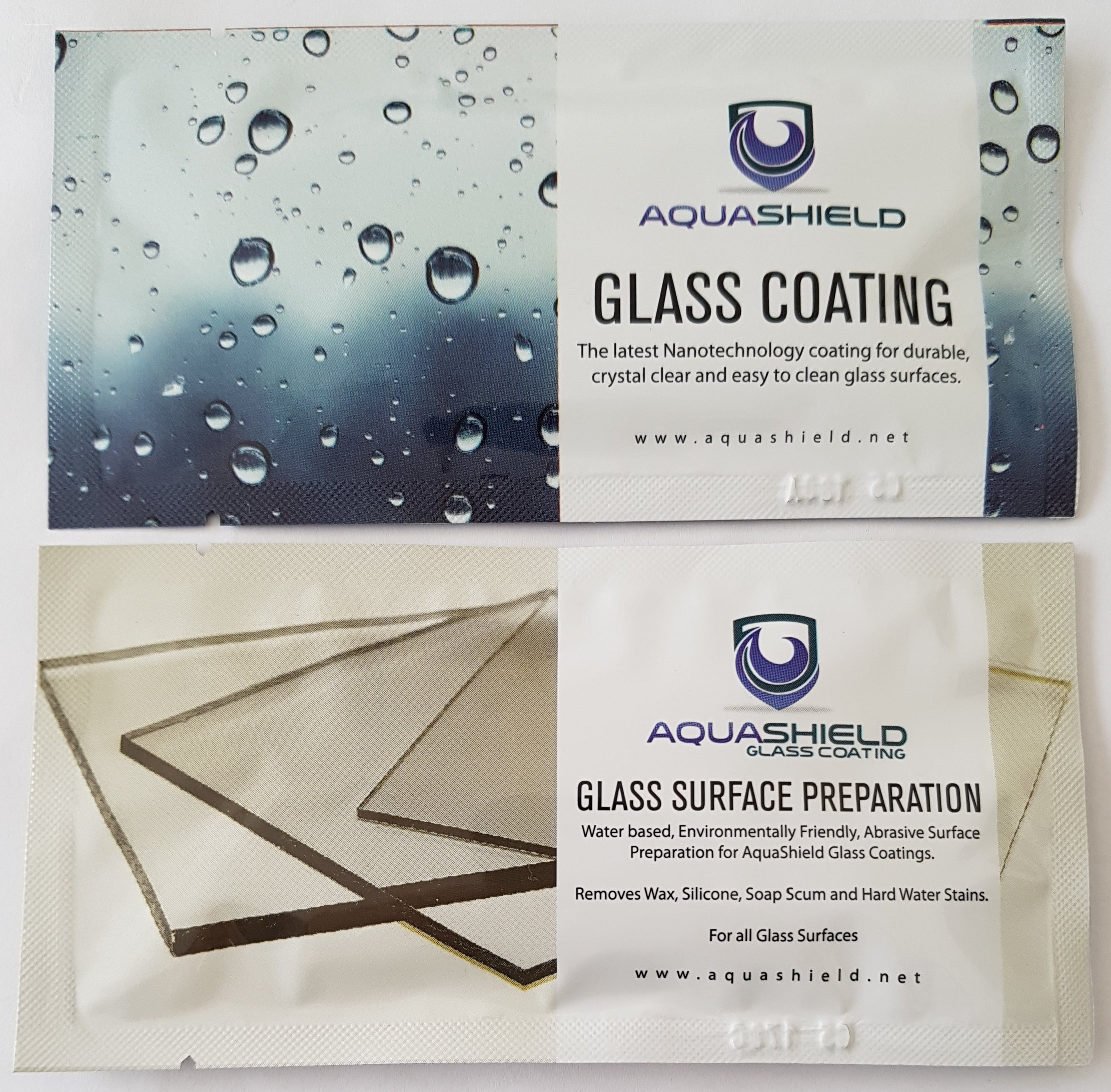 Auto Glass Treatment Kit