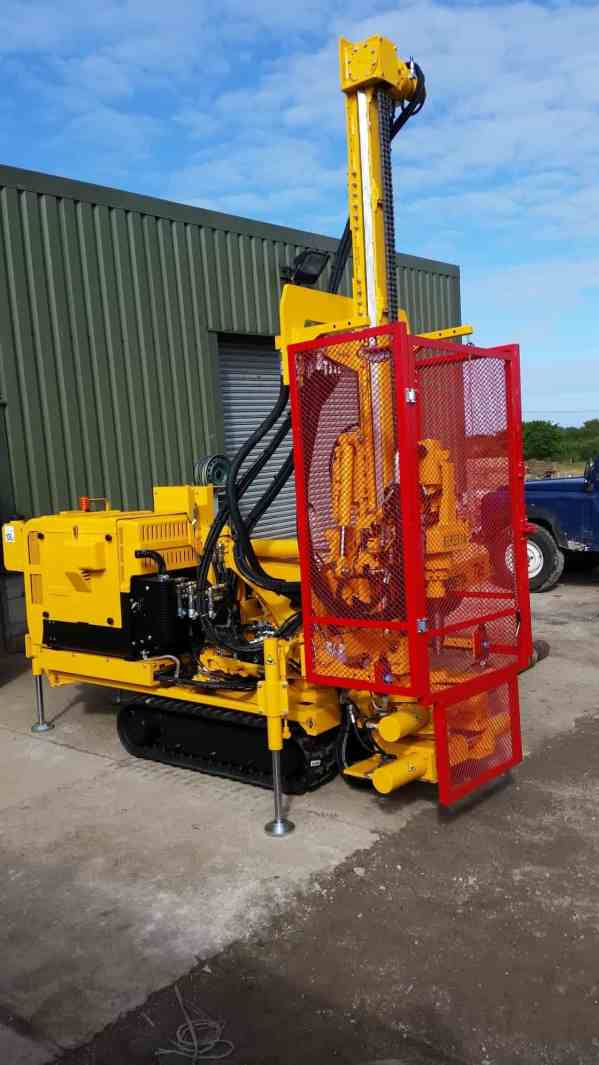 T25 Drilling Rig