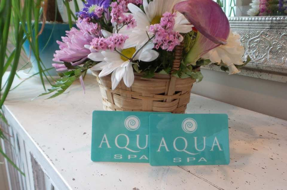 A Spa Gift Card for Valentines… YES!