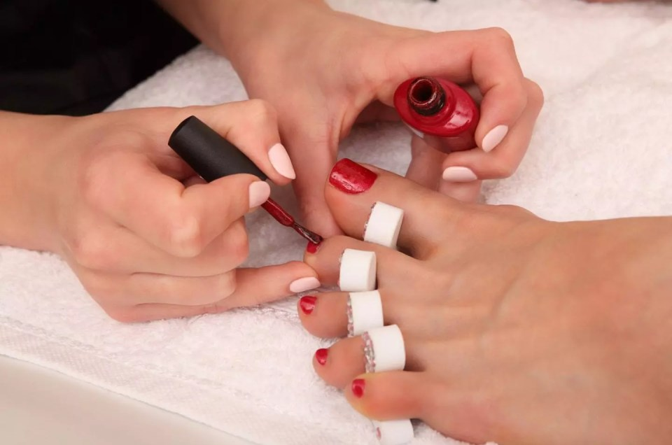 Long Lasting Pedicure