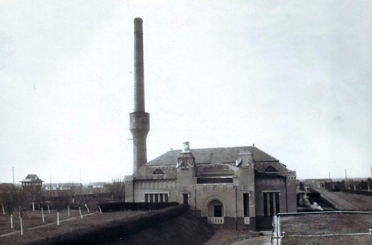 Stația de epurare Timișoara (1912)