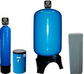 фільтр зненазізнення води з Greensand Plus