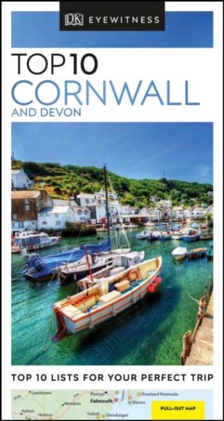 DK Top 10 Cornwall and Devon