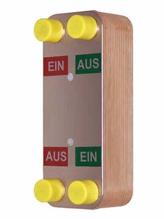 Plattenwärmetauscher ATT-P0003