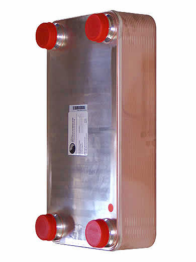 Plattenwärmetauscher ATT-P0046