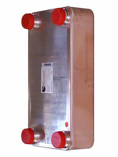 Plattenwärmetauscher ATT-P45-60