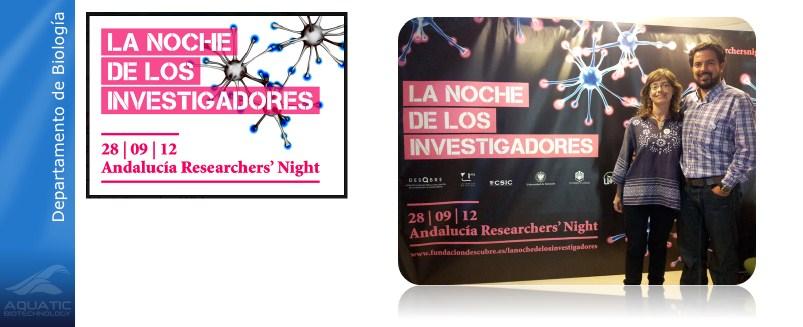 La Noche de los Investigadores (Researchers´Night)