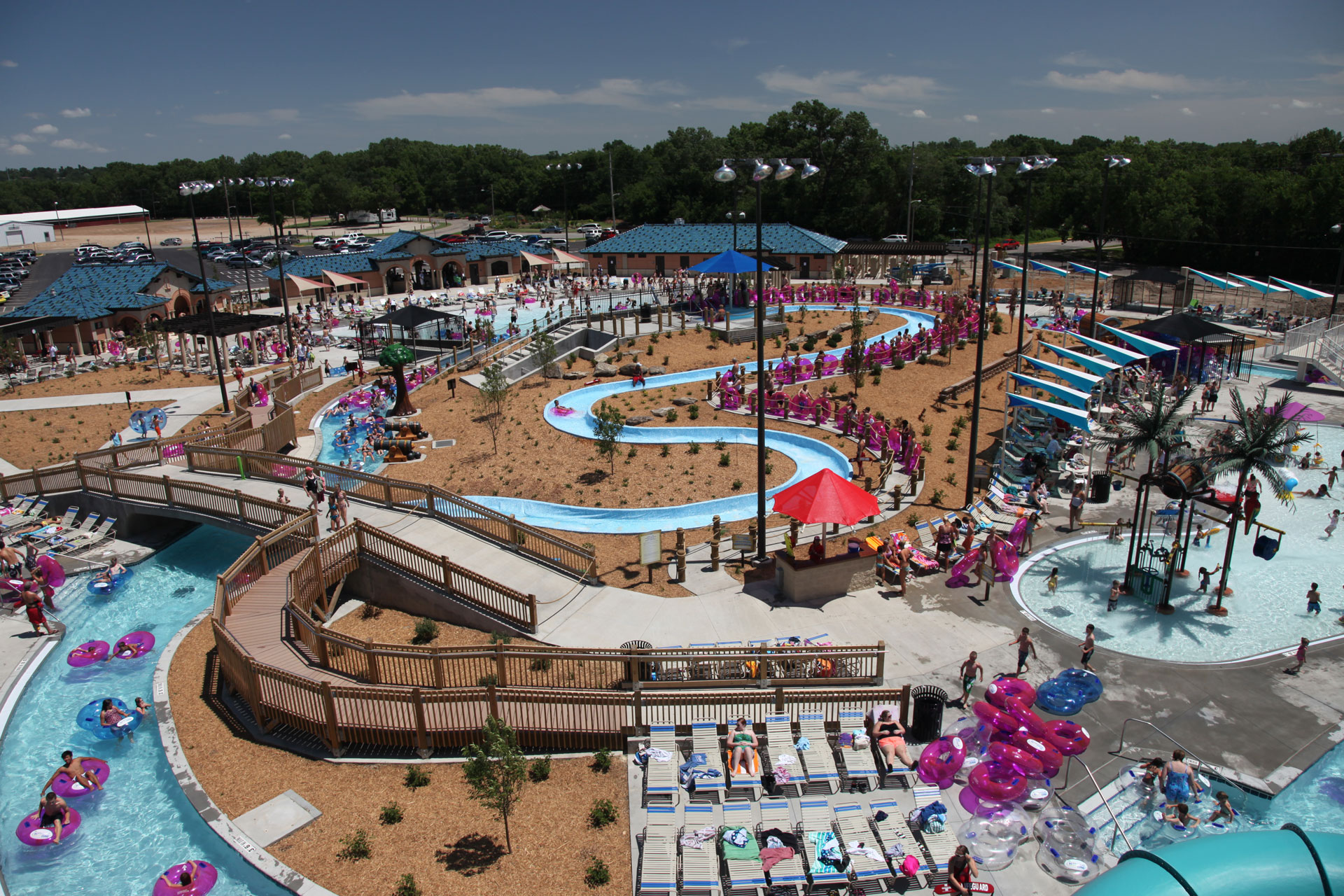 Kenwood Cove Waterpark  Largest Municipal Waterpark in US