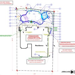 Swimming Pool Water Flow Diagram 2006 Nissan 350z Headlight Wiring Level I Dimensional Layout Design