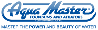 Aqua Master Fountains Logo