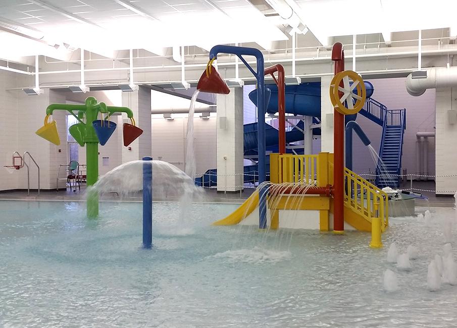 Eden Prairie Aquatic Center  Aquatix