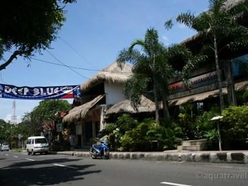 Deep Blue Studio v Tulambenu - české potápěčské centrum nabízí vše pro dovolenou na Bali s potápěním