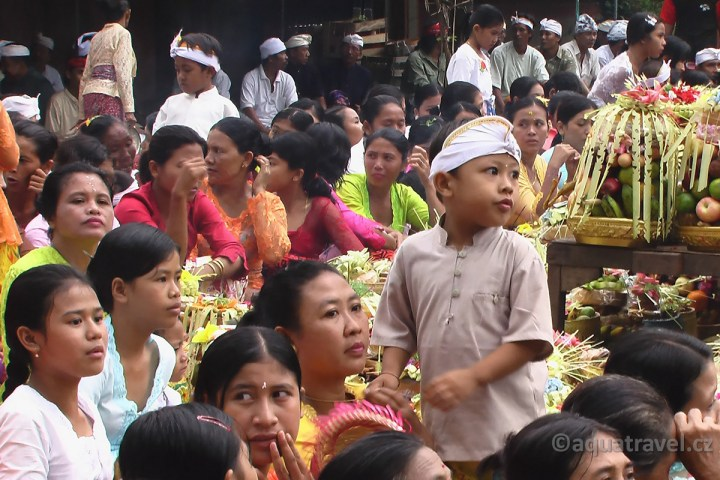 Bali ceremonie