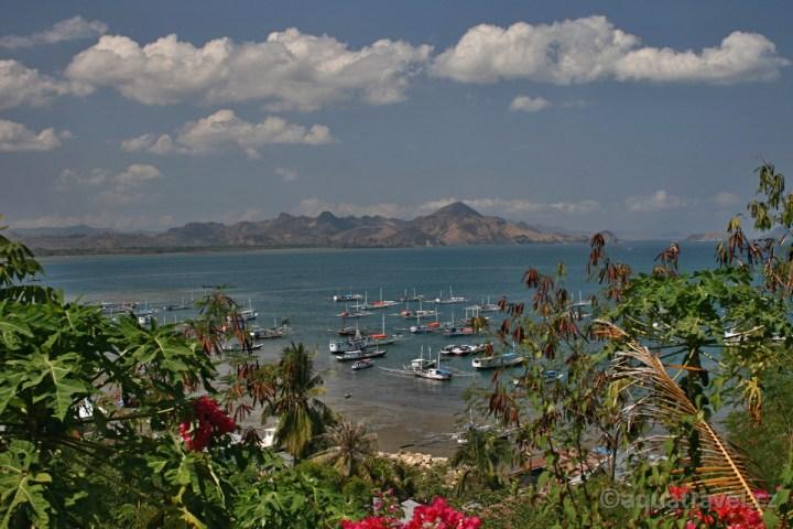 Flores přístav Labuanbajo