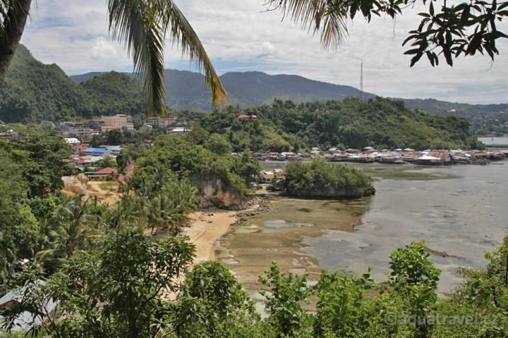 Hamadi plើ u města Jayapura Papua