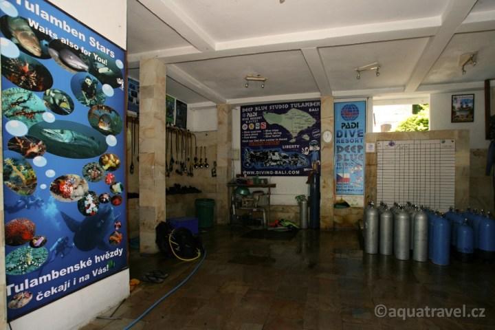 Potápěčské centrum
