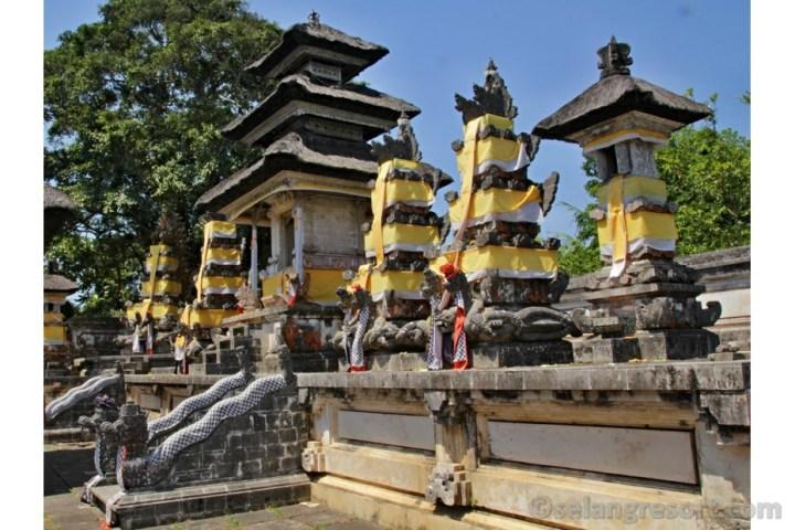 Bílý chrám Lempuyang