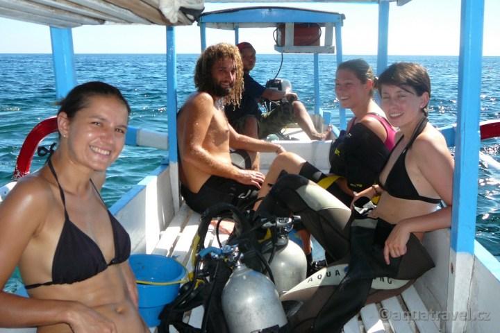 Na lodi po ponoru