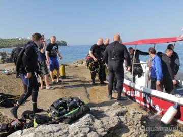 Potápění v Chorvatsku na Verudele