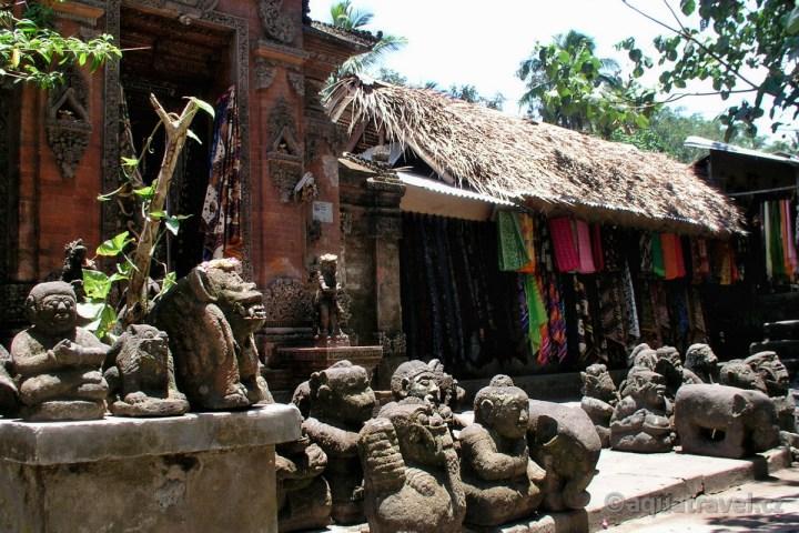Tenganan agabalijská vesnice
