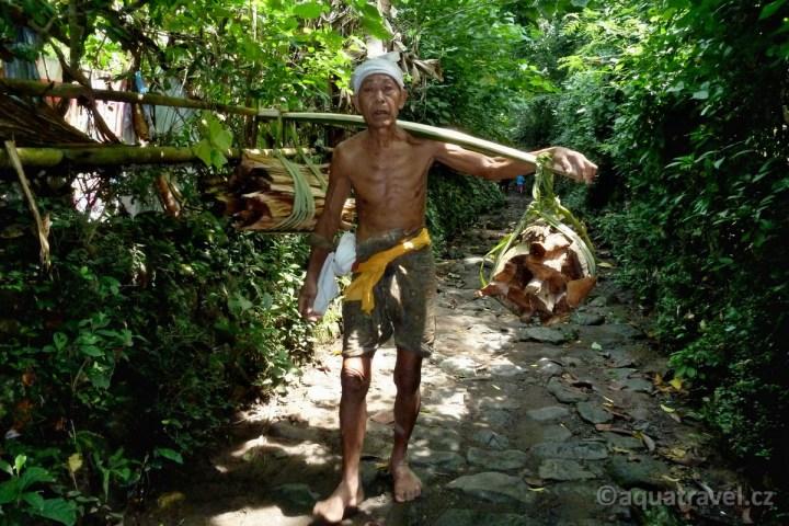 Tenganan Bali domorodec