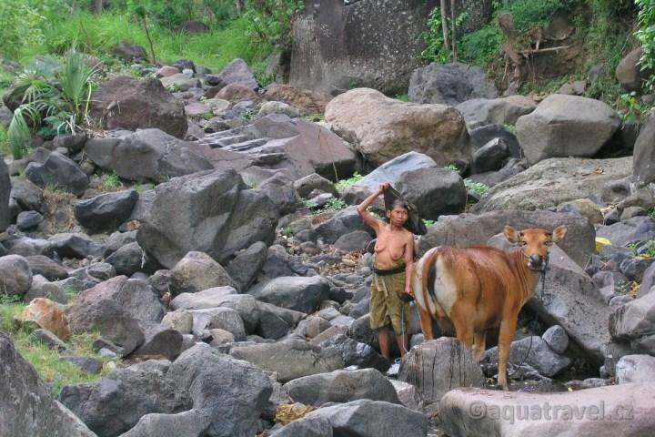 Bangle původní život