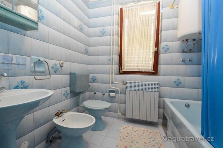 Pješčana Uvala koupelna