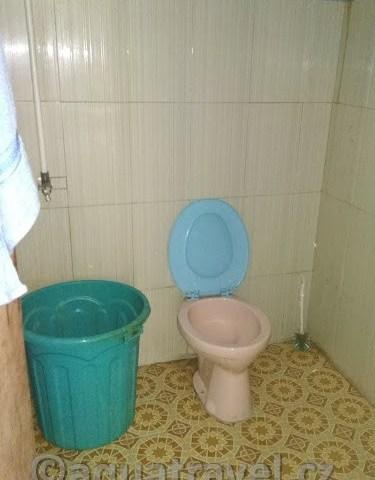 ubytováníraja ampat wc kri