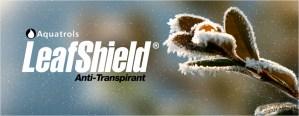 LeafShield Anti-Transpirant logo header