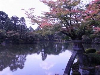 水と植物の織りなす金沢の名園…!兼六園に行ってきたよ!
