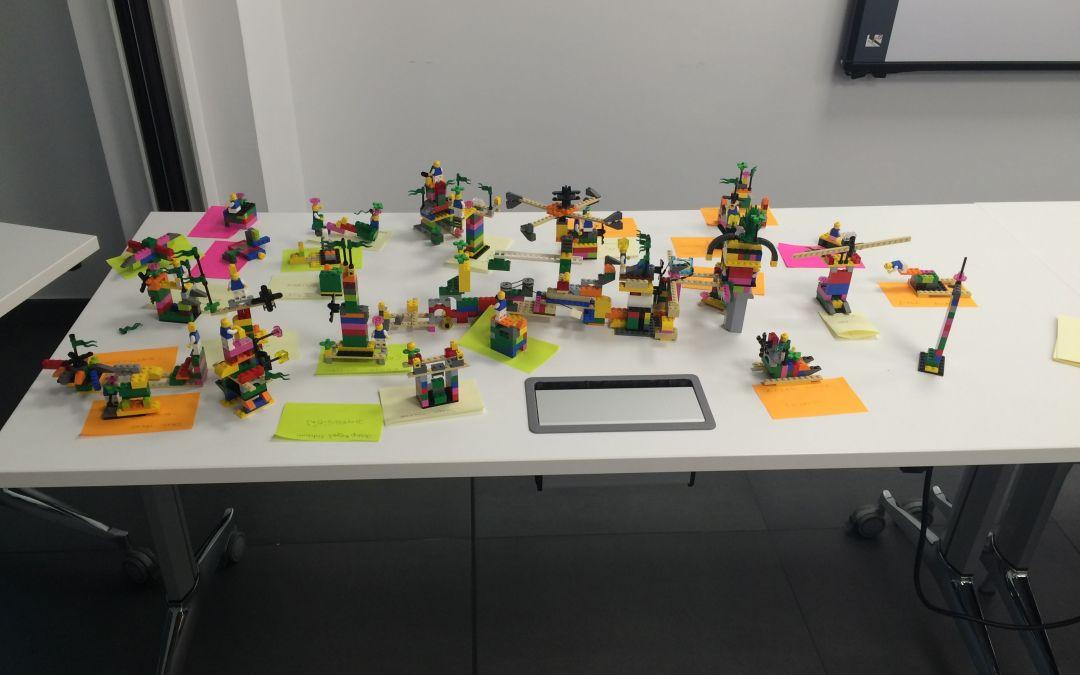 Mentoring, Lego Serius Play y Compromiso Organizacional