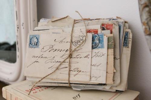 Volver a sentir el placer de recibir una carta