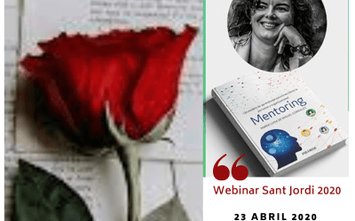 23 de Abril participo en el Día de Sant Jordi presentando mi libro sobre mentoring