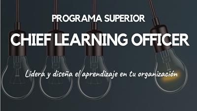 Participo como profesora en el Programa Superior Chief Learning Officer La Salle International Graduate School