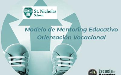 Inicio Programa de Mentoring Educativo para Colegio St. Nicholas School en Barcelona