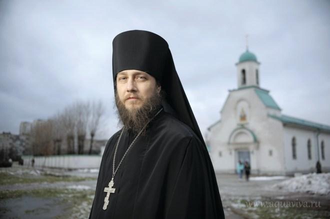 Иеромонах Кирилл (Шведов) стал настоятелем подворья совсем недавно