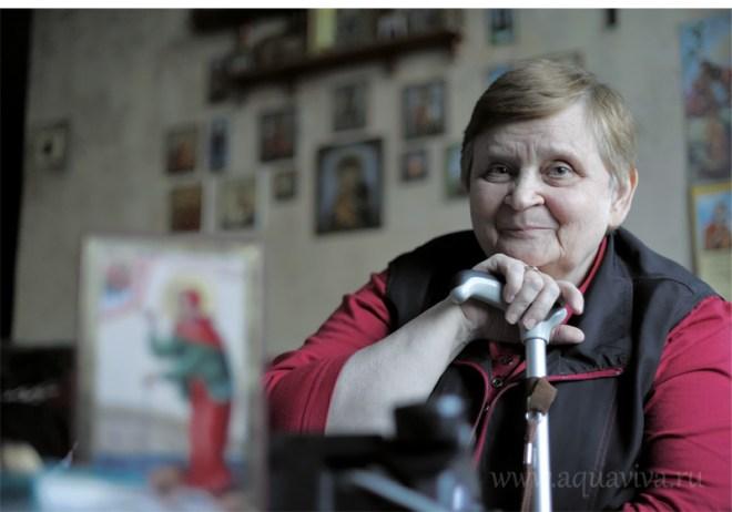 Ирина Петровна Цветкова — председатель Всероссийской организации инвалидов Петроградского района