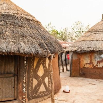 Poor Household Ghana