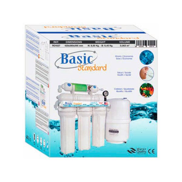Osmosis Inversa Basic Standard Sin Bomba -embalaje