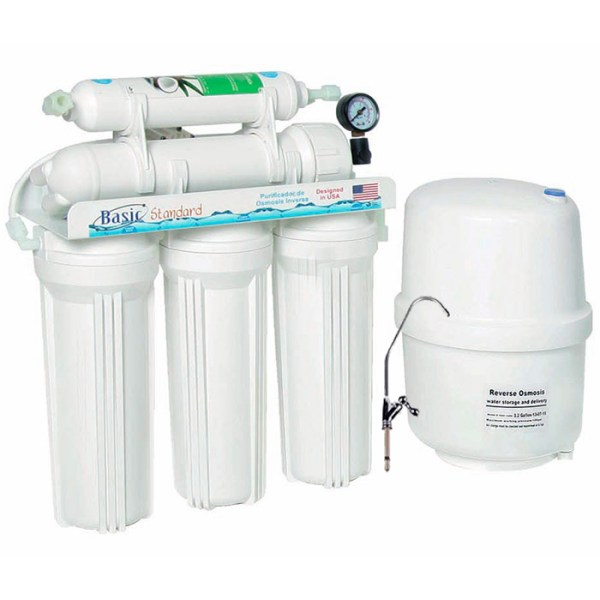 Osmosis Inversa Basic Standard Sin Bomba